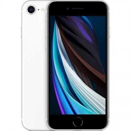 Apple iPhone SE (2020) 128GB White - 1