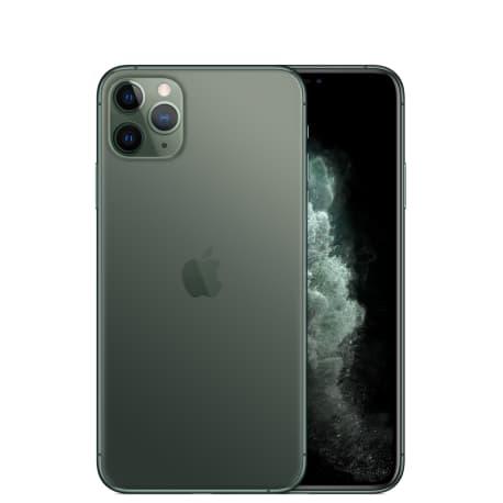 Apple iPhone 11 Pro Max 512GB Matte Midnight Green