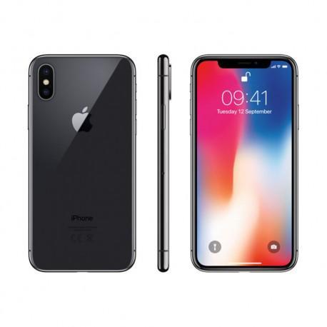 Apple iPhone X 64GB Space Gray - 4