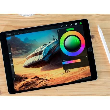 Apple iPad Pro 10.5 (2017) WiFi + Cellular 4G 256GB Space Gray - 4