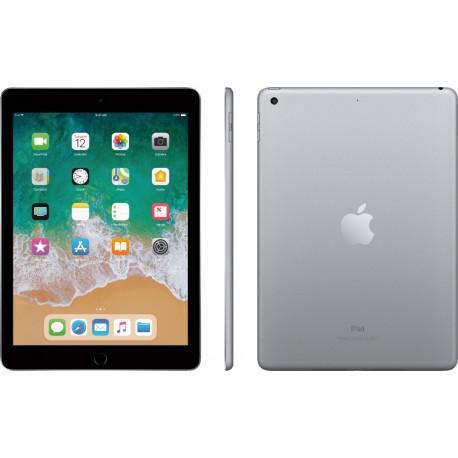 Apple iPad 9.7 (5th Gen) (2017) WiFi + Cellular 4G 32GB Space Gray - 2