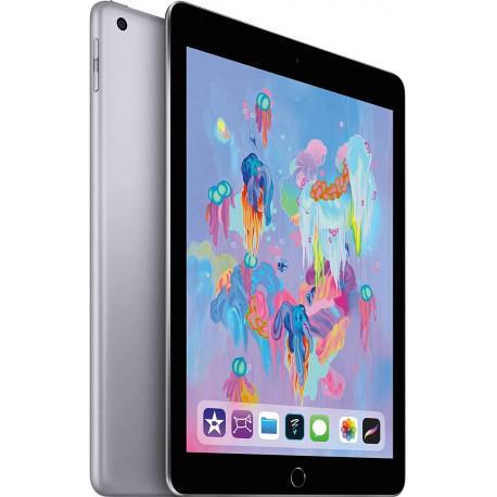 Apple iPad 9.7 (5th Gen) (2017) WiFi + Cellular 4G 32GB Space Gray - 3