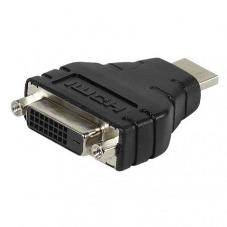 Adapter VIVANCO 42075, DVI/HDMI(f) - HDMI(m)