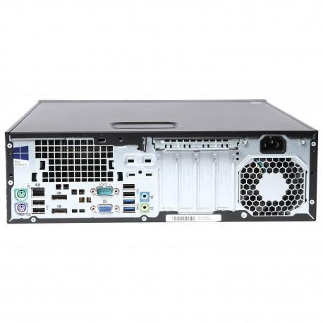 HP ProDesk 600 G1 SFF /Intel i5-4570/8GB DDR3/1TB HDD - 4