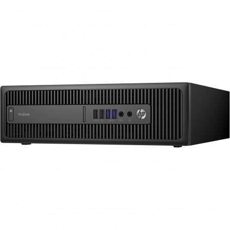 HP ProDesk 600 G2 SFF /Intel i3-6100/8GB DDR4/128GB SSD - 2