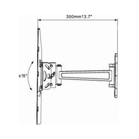 TV стойкa с едно рамо VOGELS M42030 - 4