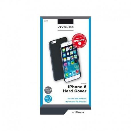 Калъф Vivanco за IPhone 6, 6s, Твърд, Черен - 3
