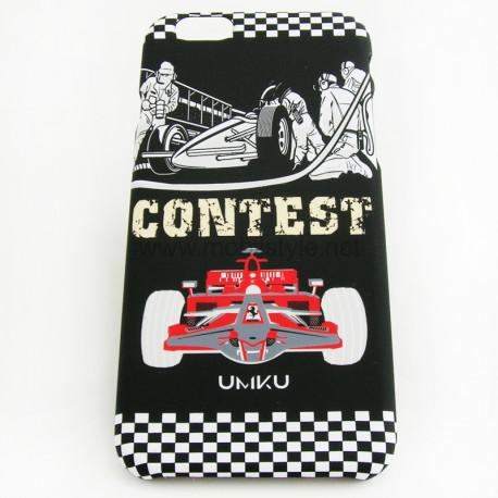 Луксозен калъф UMKU за IPhone 6, Твърд PVC