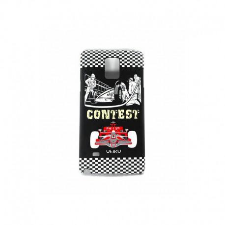 Луксозен калъф UMKU за IPhone 6, Твърд PVC - 2