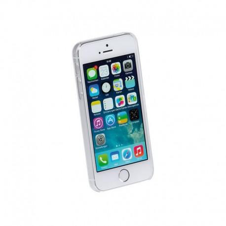 Калъф Vivanco за IPhone 5, 5s, SE МАТ, Твърд, Прозрачен - 2