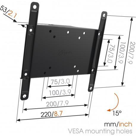 TV стойка с наклон Vogel's MA2010 - 2