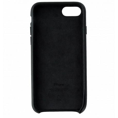 Apple iPhone 7 Leather Case Black (MMY52ZM/A) - 2