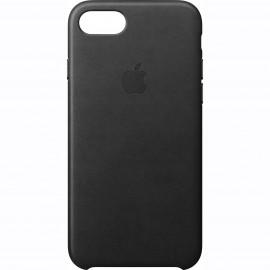 Apple iPhone 7 Leather Case Black (MMY52ZM/A)