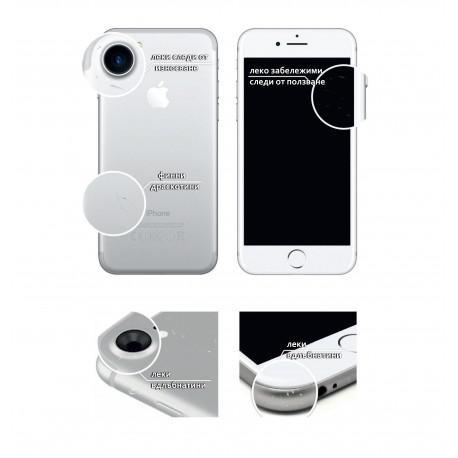 Apple iPhone 6S 16GB Space Gray Употребяван - 2