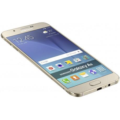 Samsung Galaxy A8 Dual (A800F) 32GB Champagne Gold - 3