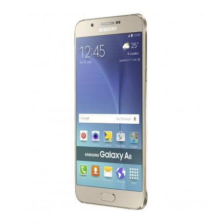 Samsung Galaxy A8 Dual (A800F) 32GB Champagne Gold - 4