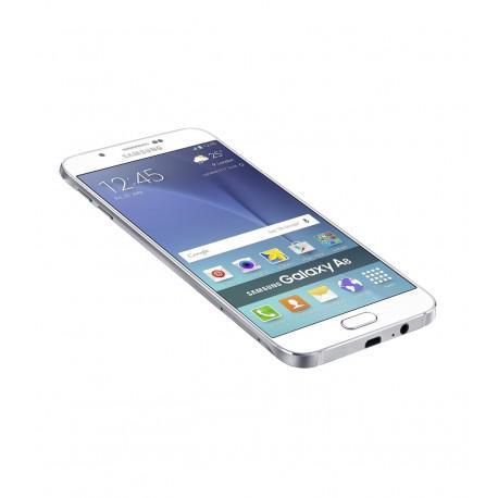 Samsung Galaxy A8 Dual (A800F) 32GB Pearl White - 3