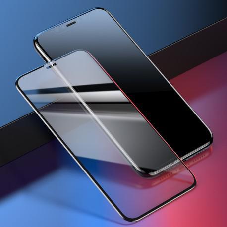 Протектор за екран Baseus от закалено стъкло за Apple iPhone XS Max - 2