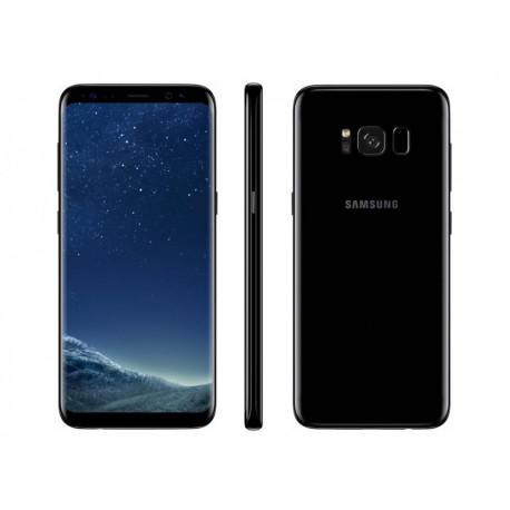 Samsung Galaxy S8 (G950) 64GB Midnight Black Употребяван - 3