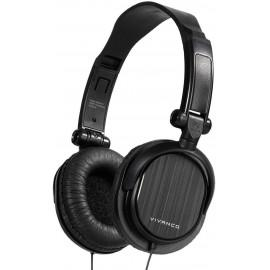 Слушалки Vivanco DJ 20 Black