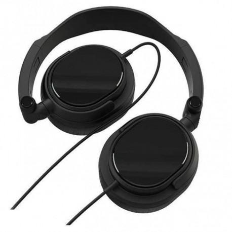 Слушалки Vivanco DJ 20 Black - 3