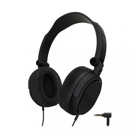 Слушалки Vivanco DJ 20 Black - 2