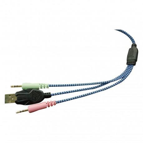 Геймърски слушалки AULA Prime - 3