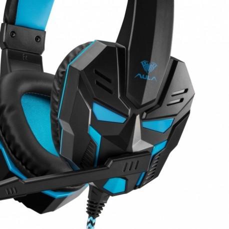 Геймърски слушалки AULA Prime - 2
