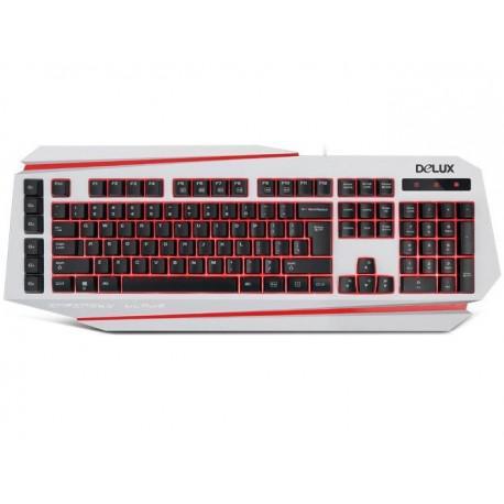 Геймърска клавиатура DELUX K9500