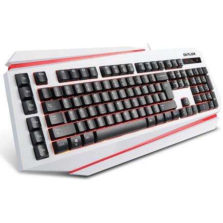 Геймърска клавиатура DELUX K9500 - 2