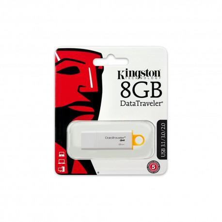Kingston 8GB DataTraveler G4 USB 3.0 - 3
