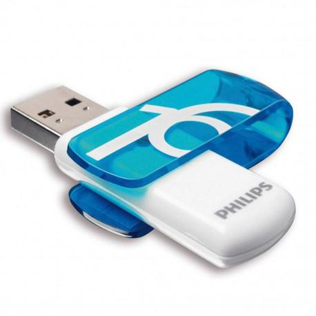 Флаш памет Philips 16GB Vivid Edition USB 2.0 - 2