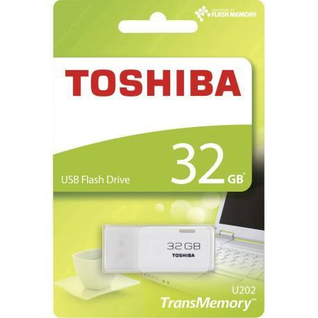 Флаш памет Toshiba 32GB TransMemory U202 USB 2.0 - 3