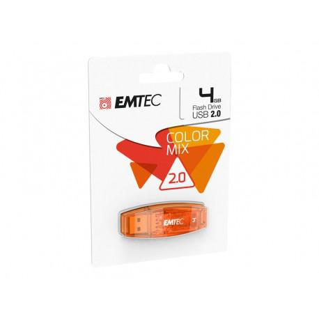EMTEC 4GB ECMMD4GC410 USB 2.0 - 4