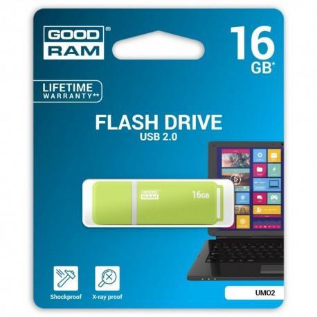 Флаш памет GOODRAM 16GB UMO2 USB 2.0 - 4