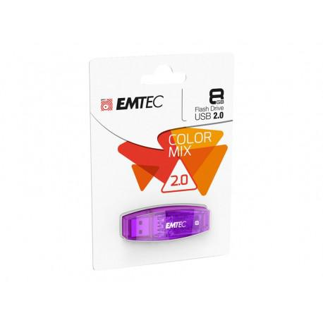 Флаш памет EMTEC 8GB ECMMD8GC410 USB 2.0 - 4