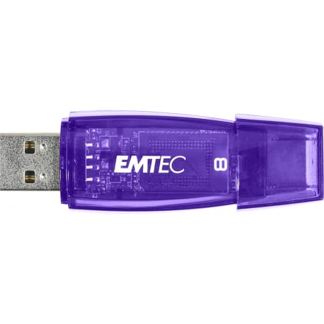 EMTEC 8GB ECMMD8GC410 USB 2.0 - 2