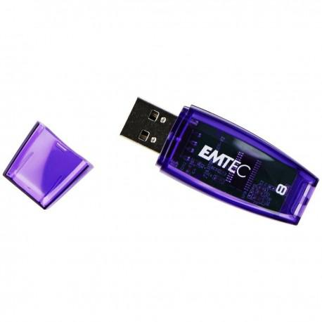 Флаш памет EMTEC 8GB ECMMD8GC410 USB 2.0 - 3
