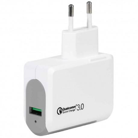 Charger Vivanco 37546, 3A, Qualcomm Quick Charge 3.0, USB
