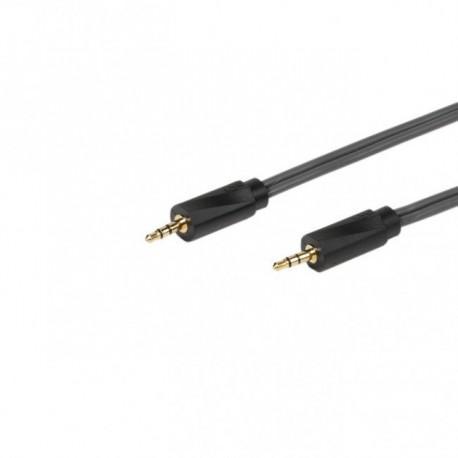 Cable Vivanco 31977, 3.5mm, AUX, 1.5m