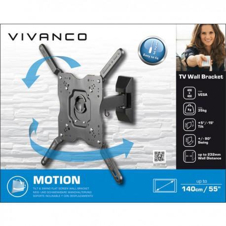 Wall stand for TV Vivanco 37978 up to 55