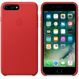 Apple iPhone 7 Plus Leather Case Red (MMYK2ZM/A)