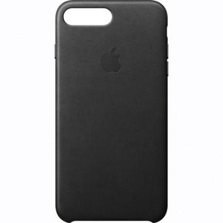 Apple iPhone 7 Plus Leather Case Black (MMYJ2ZM/A) - 2