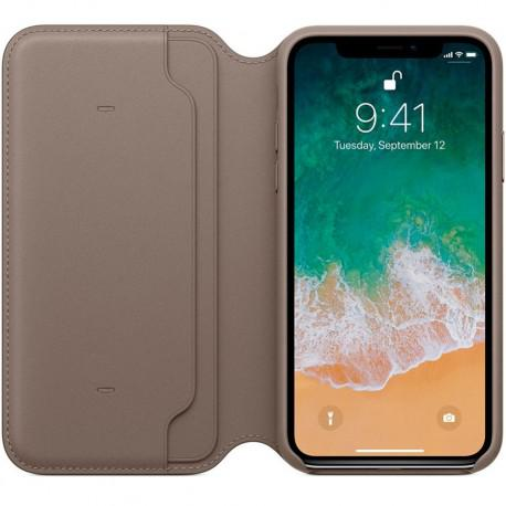 Apple Leather Folio Case (MQRY2ZM/A)