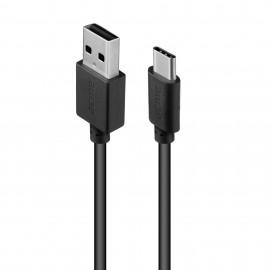 Кабел ACME CB1041, Type-C, USB, 1m, Черен