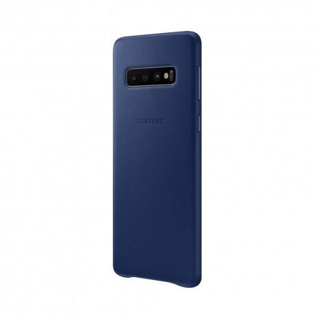 Оригинален кожен гръб за SAMSUNG Galaxy S10 (EF-VG973) - 3