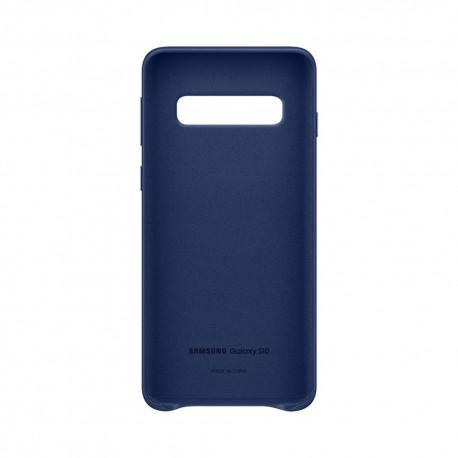 Оригинален кожен гръб за SAMSUNG Galaxy S10 (EF-VG973)