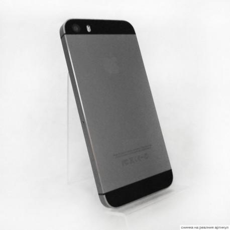 Apple iPhone 5S 16GB Space Gray Употребяван - 2