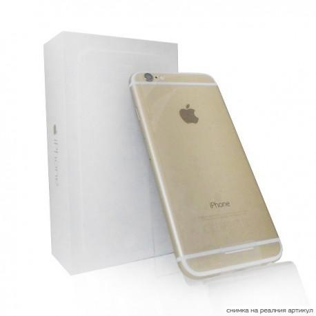 Apple iPhone 6 16GB Gold Употребяван - 2
