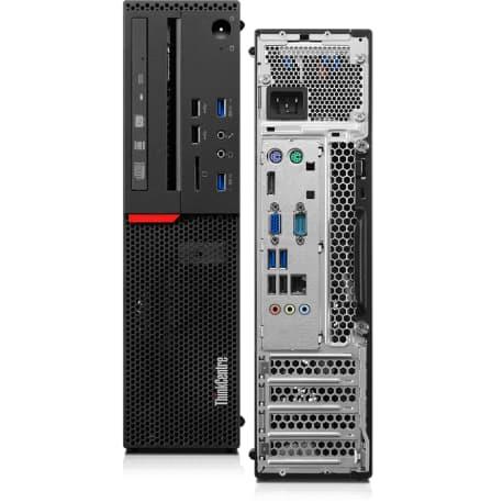 Lenovo THINKCENTRE M700 SFF INTEL PENTIUM G4500/8GB DDR4/500HDD - 2